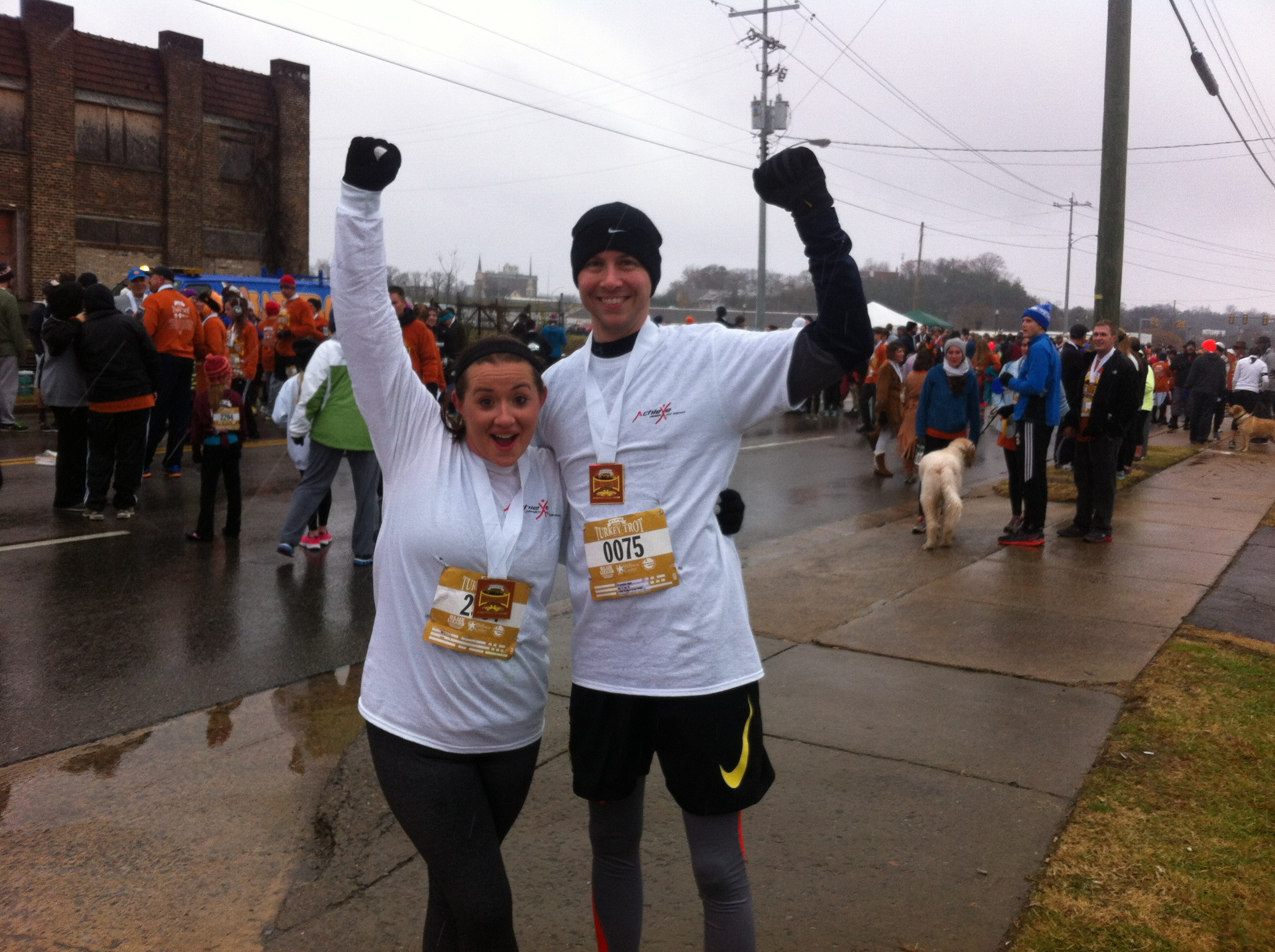 Turkey Trot 2014